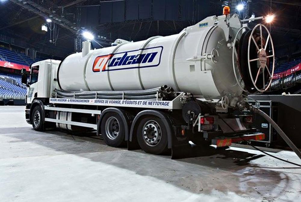 qclean-truck